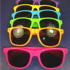 Wayfare Look Fashion Sunglasses Asst Hot Neon Colors