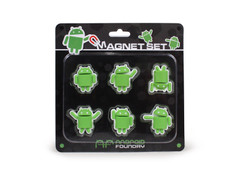 Android Foundry Magnet Set
