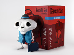 Karoshi San : Blue Collar Edition