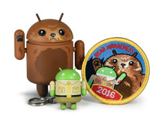 Android Mini Special Edition - Bear Awareness