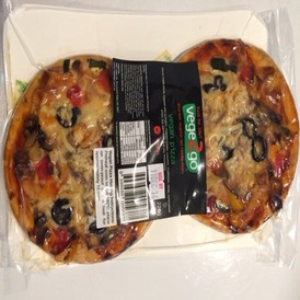 Vegan Pizza Slice (2 pack)