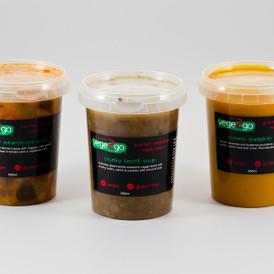 Our signature soups range