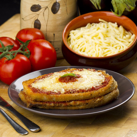 Eggplant Parmiggiana