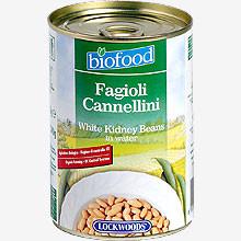 Cannellini Beans Organic