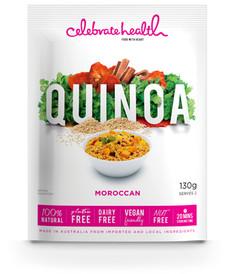 Quinoa Quick Meal - Moroccan