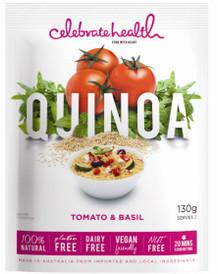 Quinoa Quick Meal - Tomato & Basil