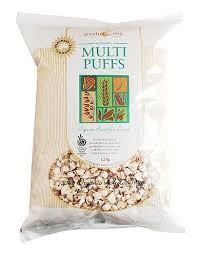 Multi Puffs Organic Cereal