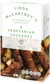 Linda McCartney Sausages