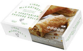 Linda McCartney Sausage Rolls