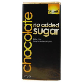 Organic Sugar Free Dark Chocolate