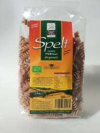 Spelt Pasta Organic Fusilli