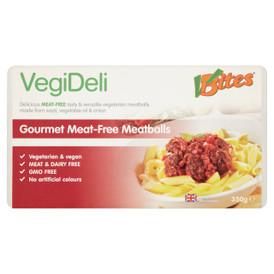 Meat-Free Meatballs - Vbites