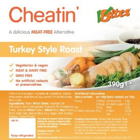 Meat-Free Roast Turkey - Vbites