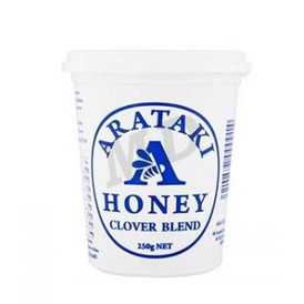 Arataki Honey - Clover Blend