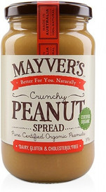 Peanut Butter Crunchy - Mayver's Organic