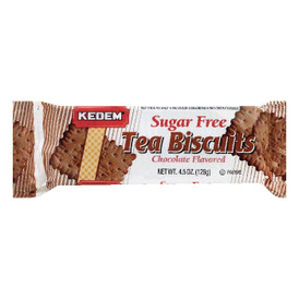 Sugar Free Tea Biscuits - Chocolate Flavoured