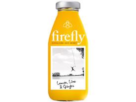 Firefly Tonic - Lemon Lime Ginger