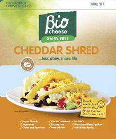 Biocheese Shred - Cheddar Flavour