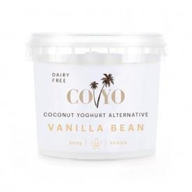 Organic COYO Coconut Yoghurt (Vanilla bean)