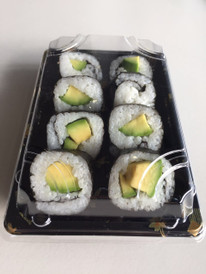 Avocado sushi pack