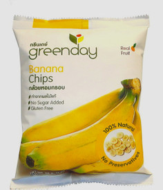 Greenday Banana Chips