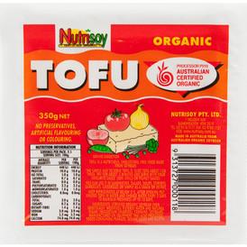 Nutrisoy Organic Tofu