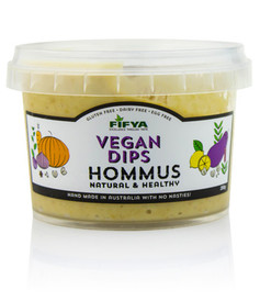 Fifya Vegan Dips Hommus
