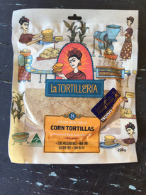 La Tortilleria Corn Tortillas