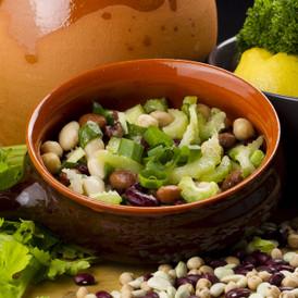 Celery & Bean Salad
