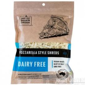 Dairy Free Mozzarella Style Shreds