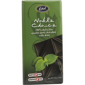 Eskal Noble Choice Dairy Free Dark Chocolate with Mint
