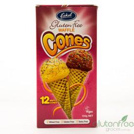 eskal gluten free waffle cones