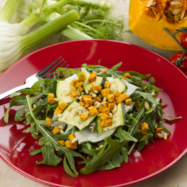 Rocket Explosion Salad