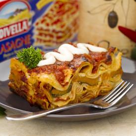 Vegan Roasted Vegetable Lasagne