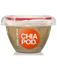 Chia pod vanilla bean
