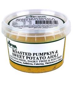 Roasted Pumpkin & Sweet Potato Aioli