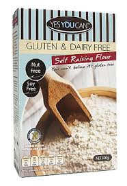Vegan, Gluten Free Self Raising Flour