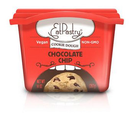 Eat Pastry Chocolate chip cookie dough