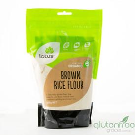 Lotus Organic Brown Rice Flour