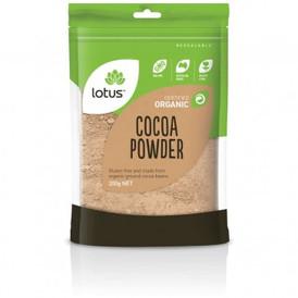 Lotus Foods Cocoa Powder Organic