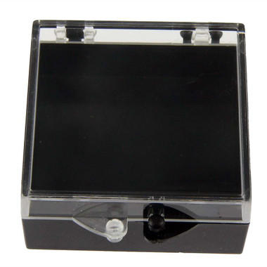 Lapel Pin Plastic Presentation Box - Small