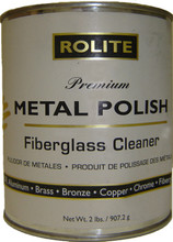 Rolite Tin Metal Polish – 2 pounds 32 oz.