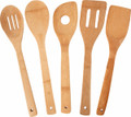 Add A 5-Piece Totally Bamboo Utensil Gift Set