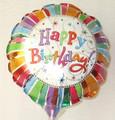 "Happy Birthday 9"" Balloon"
