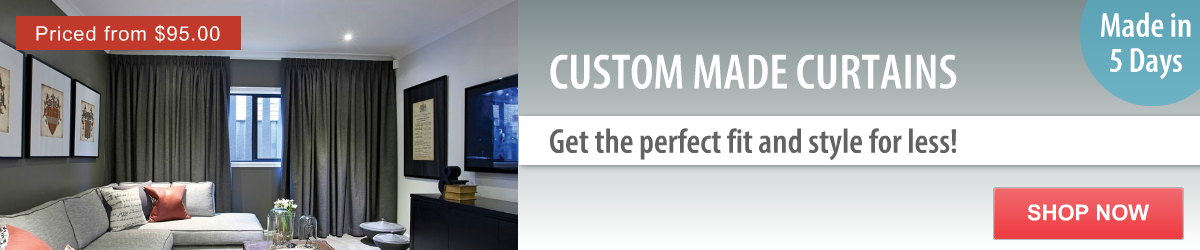 5 Day Custom Made Curtains Quickfit Curtains