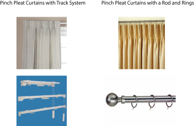 How To Measure Curtains Pinch Pleat Curtains Curtains