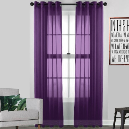 The Perfect Window Treatments To Match Black Red And