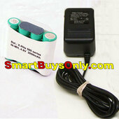 X-Rite Power Supply and NiMH Battery Pack for Xrite 530 528 520 518 508 504 500