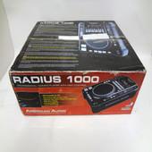 American Audio Radius 1000 MIDI - CD/MP3 Player and Midi Controller - (AS-IS)