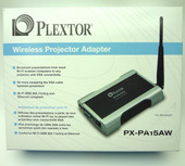 PX-PA15AW Plextor Wireless Projector Adapter